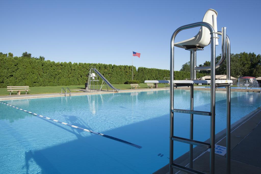 HSC Main Pool