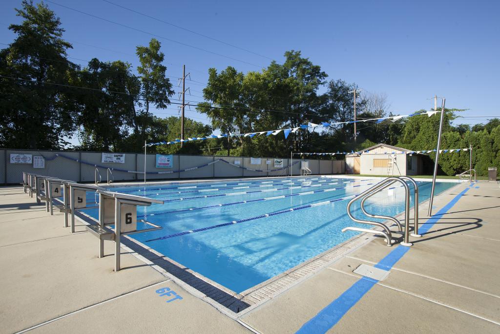 HSC Lap Pool
